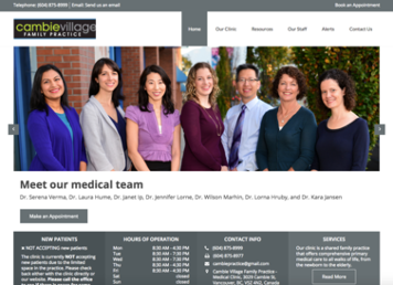 Cambie Village Family Practice